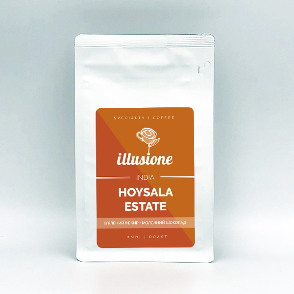 India Hoysala Estate Natural Microlot